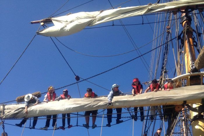 Student Engagement On The High Seas – Jocelyn Brewer
